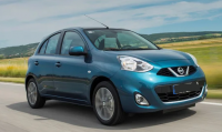 Nissan Micra Automatic, Toyota Yaris Automatic or similar in this category