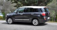 Fiat 500l Living Automatik oder ähnlich in diese Fahrzeugklasse