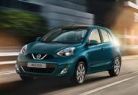 Nissan Micra, Ford Fiesta, Fiat Panda