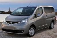 Nissan Evalia, Fiat Doblo