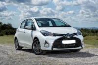 Toyota Yaris, Seat Ibiza, Nissan Micra oder ähnlich in diese Fahrzeugklasse